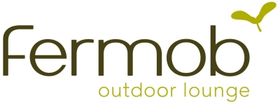 Logo Fermob outdoor lounge